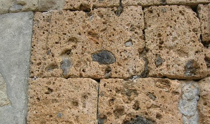 Камень туф вулканический - камень | Энциклопедия