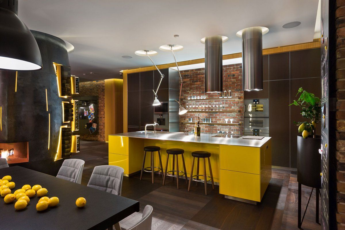 Дизайн квартир в Киеве