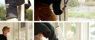 Утепление старых деревянных окон на зиму своими руками