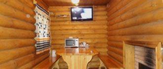 Мебель для бани и сауны+фото