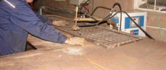Станок для производства сетки кладочной
