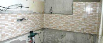 Электропроводка в ванной комнате своими руками