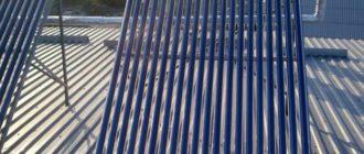 Как сделать солнечный коллектор из поликарбоната
