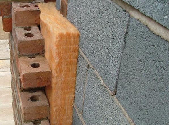 Баня из арболитовых блоков