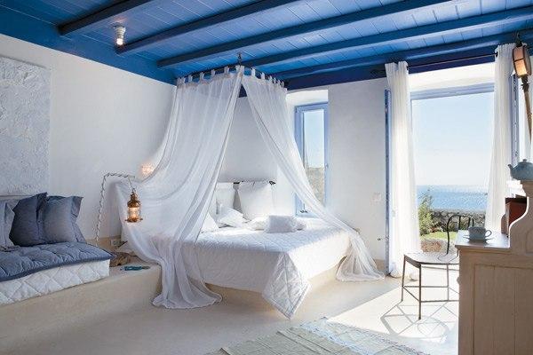 Белая спальня + фото
