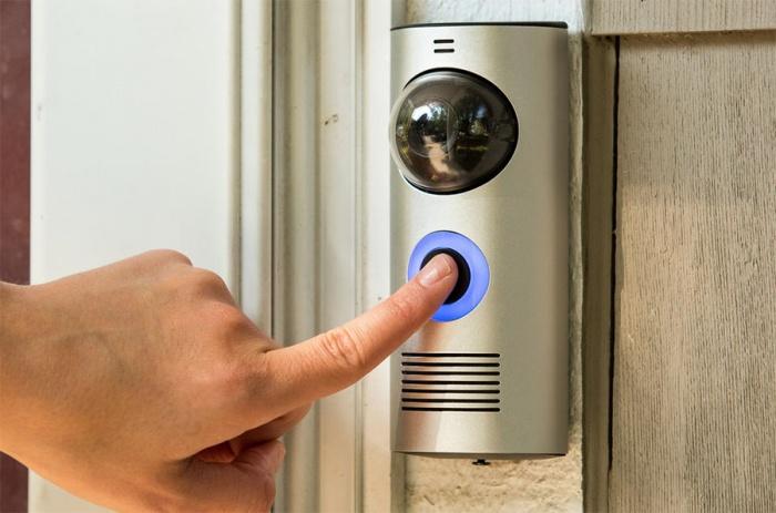 Беспроводной звонок на дверь в квартиру