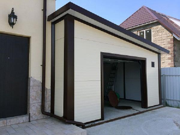 Быстровозводимые гаражи