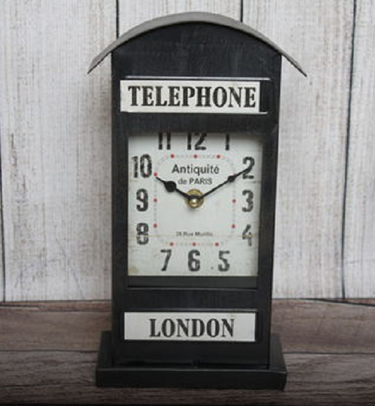 Часы в стиле лофт + фото