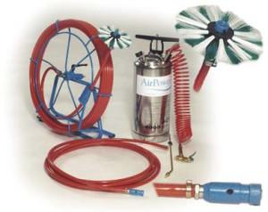 Как провести дезинфекцию воздуховодов систем вентиляции