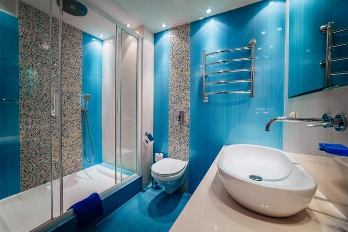 Дизайн ванной комнаты + фото
