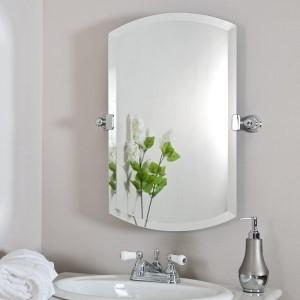 Зеркало в ванную комнату + фото
