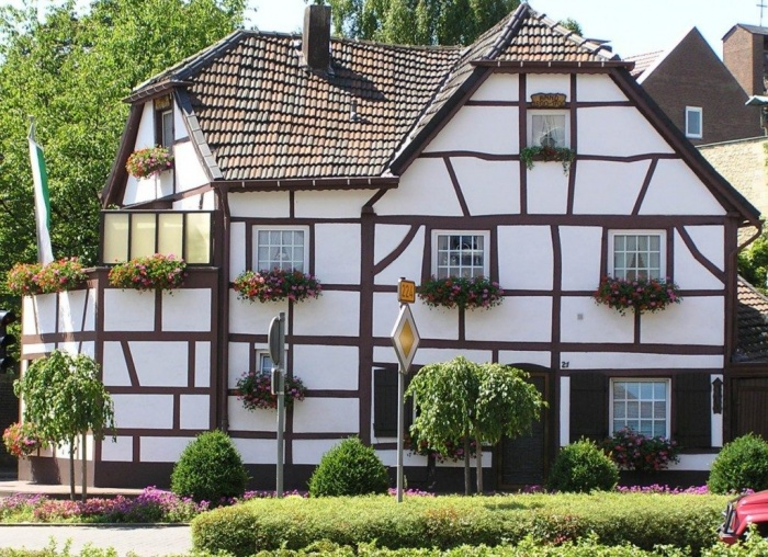 Немецкий дом