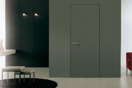 Двери без наличников