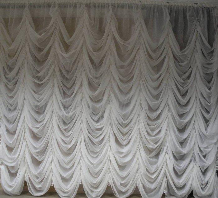 Французские шторы + фото