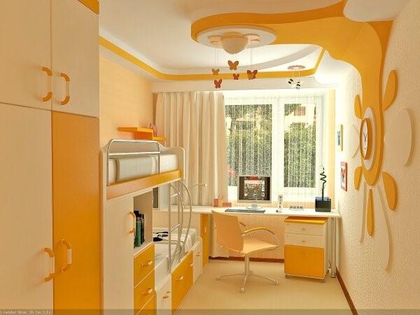 Дизайн комнаты для подростка девочки + фото