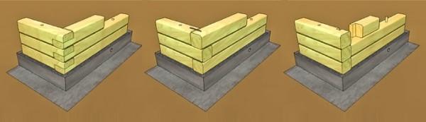 Построить дом из бруса