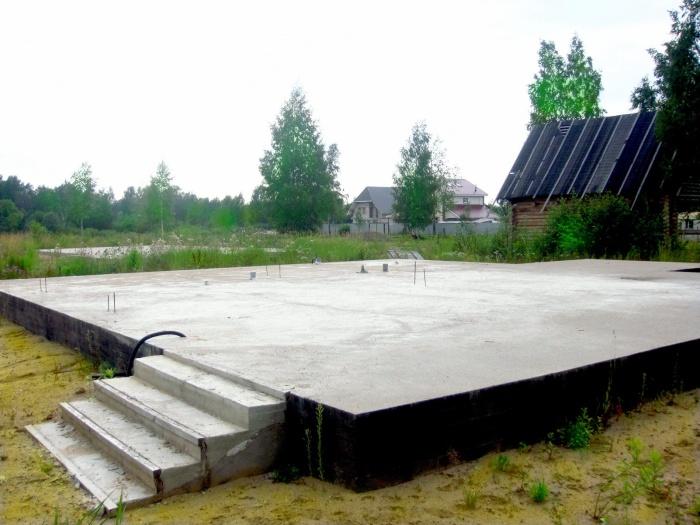 Как построить террасу