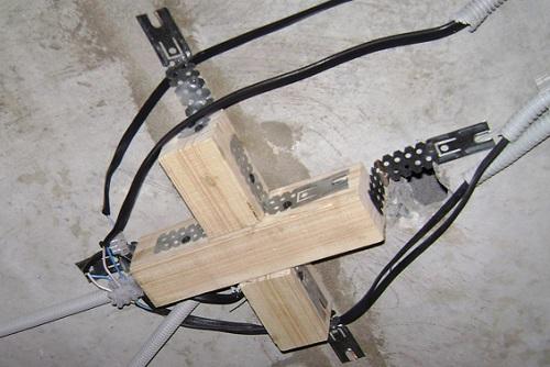 Потолочные люстры для натяжных потолков: установка, крепление, фото