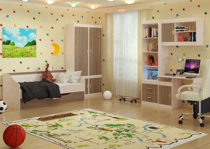 Мебель в детскую + фото