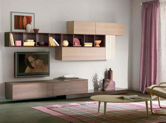 Как расставить мебель в комнате + фото