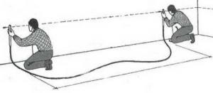 Бетонная стяжка по деревянному полу своими руками