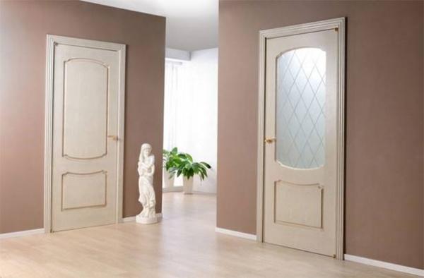 Сборка межкомнатных дверей своими руками + видео