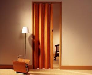 Как правильно установить дверь гармошку своими руками, видео, инструкция
