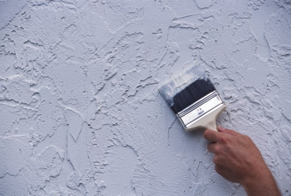 Краска для наружных работ по штукатурке, металлу, бетону, дереву, для кирпича