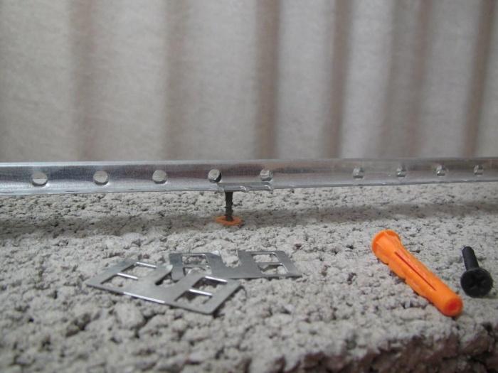 Выравнивание стен штукатуркой + видео