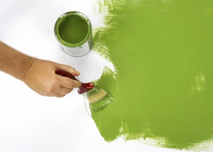 Краска для стен в детскую комнату