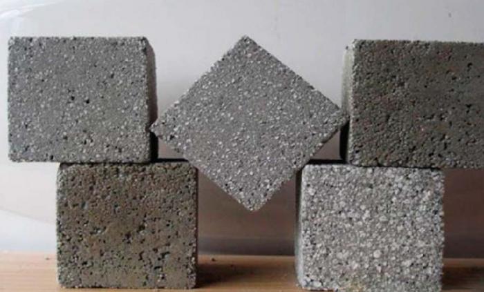 Марки бетона и их характеристики, таблица