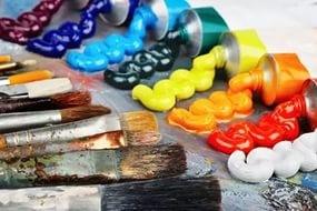 Масляные краски: технические характеристики, колеровка