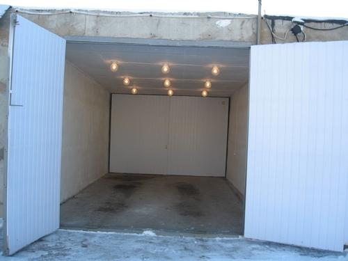 Как правильное сделать освещение гаража своими руками
