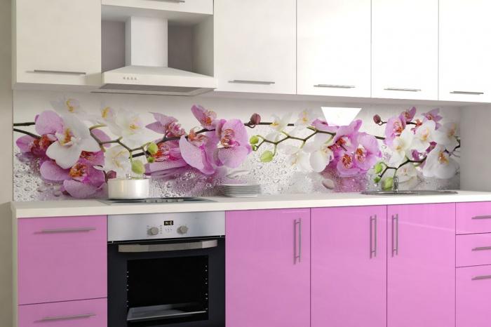 Панели для кухонного фартука из МДФ