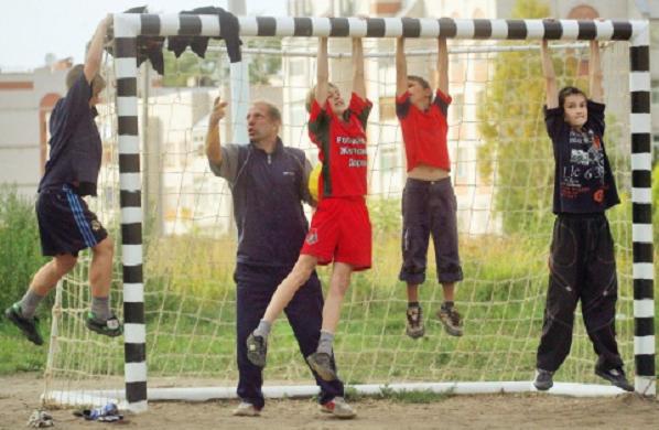 Футбольные ворота: нормативы, параметры, сертификаты