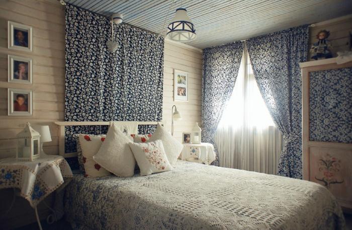 Ремонт в маленькой спальне + фото