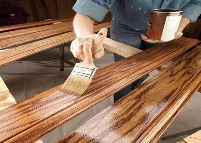 Реставрация дверей деревянных