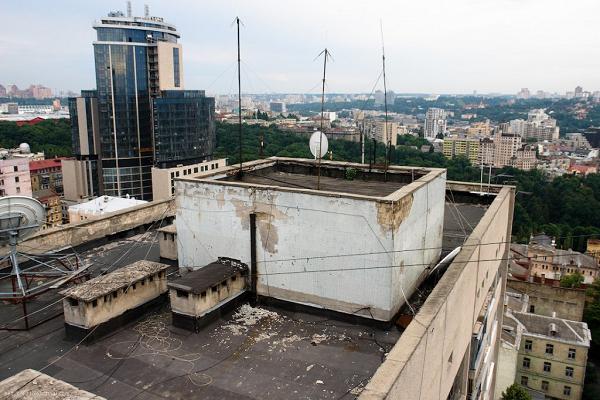 Схема вентиляции в панельном доме 9 этажей