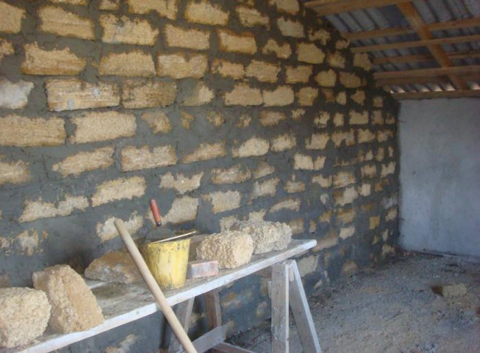 Штукатурка стен цементным раствором своими руками + видео
