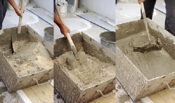 Цементно-песчаная штукатурка: технические характеристики, состав