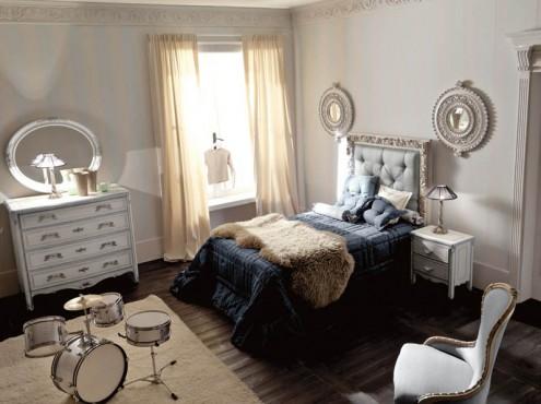 Итальянские спальни + фото
