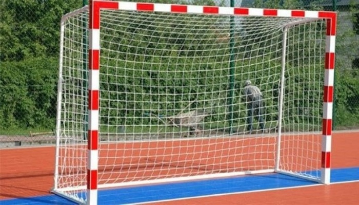 Размер футбольных ворот