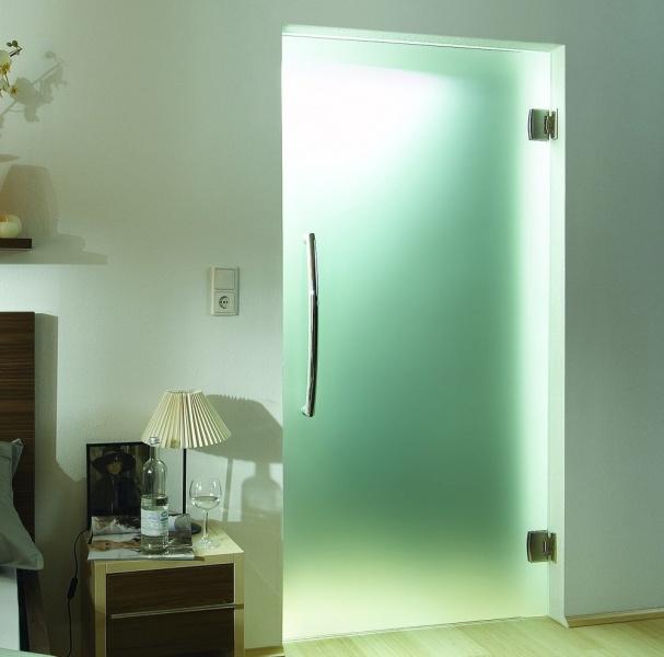 Матовое стекло для дверей