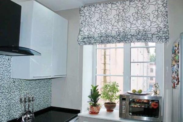 Кухня в стиле модерн + фото