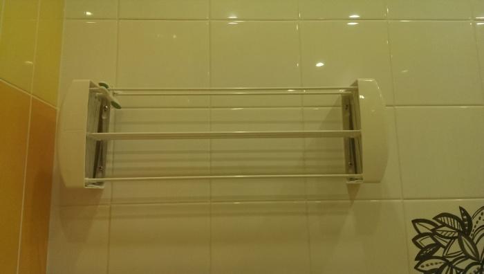 Сушилка в ванную для белья