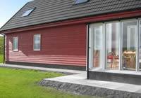 Деревянная терраса к дому на даче своими руками: строительство, утепление