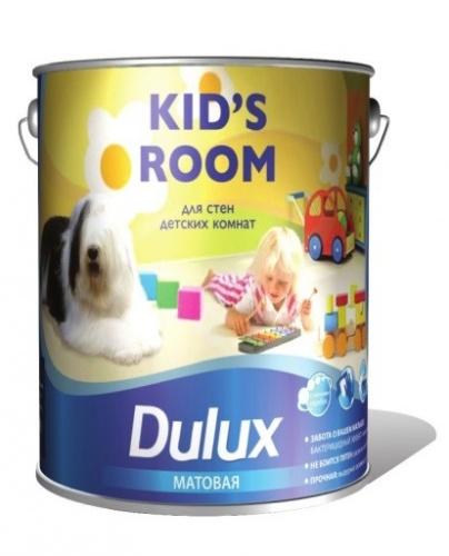 Безопасная краска для детской комнаты без запаха